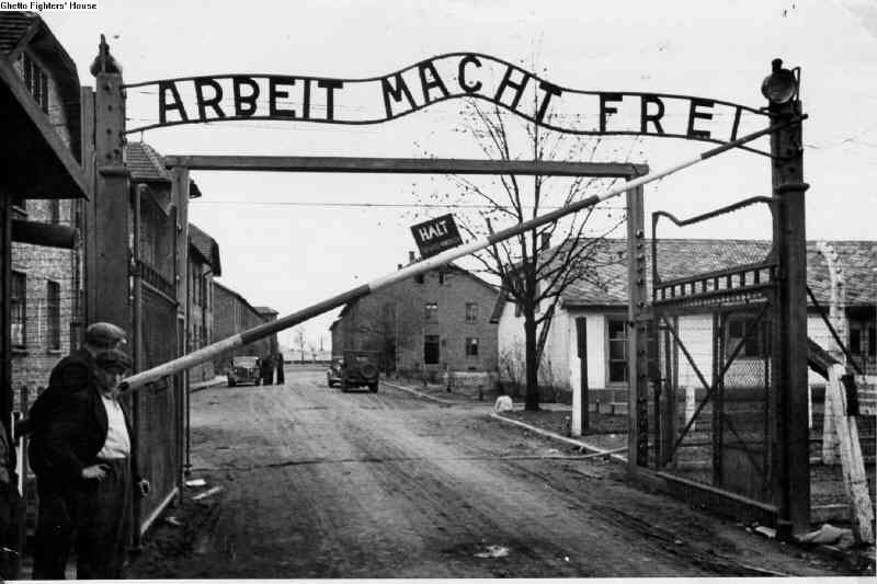 Le nazisme dans la litt rature quelques d tails sur les for Auschwitz chambre a gaz