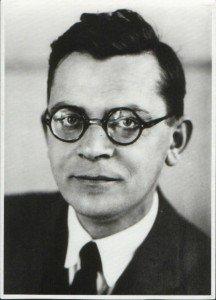 Hans Fallada Porträt um 1930 Copyright Hans Fallada Archiv