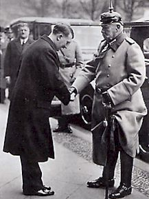 HitlerHindenburg
